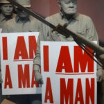 I_Am_a_Man_-_Diorama_of_Memphis_Sanitation_Workers_Strike_-_National_Civil_Rights_Museum_-_Downtown_Memphis_-_Tennessee_-_USA